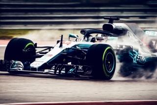 Fotos Lewis Hamilton F1 2018 Foto 185