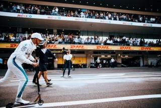 Fotos Lewis Hamilton F1 2018 Foto 195