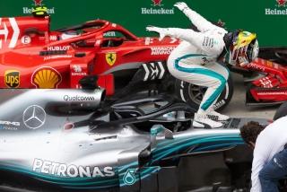 Fotos Lewis Hamilton F1 2018 Foto 208