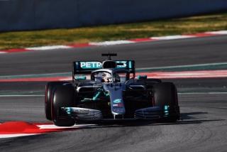 Foto 2 - Fotos Lewis Hamilton F1 2019