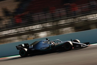 Fotos Lewis Hamilton F1 2019 Foto 3