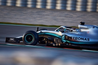 Fotos Lewis Hamilton F1 2019 Foto 4