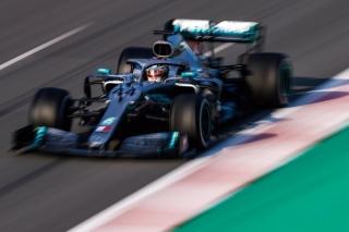 Fotos Lewis Hamilton F1 2019 Foto 5