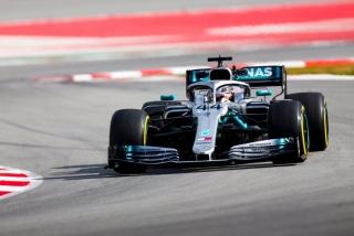 Fotos Lewis Hamilton F1 2019 Foto 7