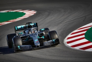 Fotos Lewis Hamilton F1 2019 Foto 8