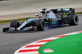 Fotos Lewis Hamilton F1 2019 Foto 11