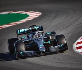 Fotos Lewis Hamilton F1 2019 Foto 13