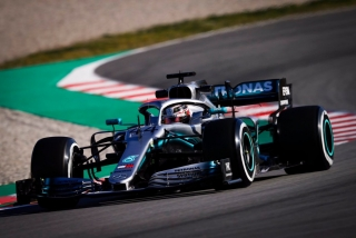 Fotos Lewis Hamilton F1 2019 Foto 14