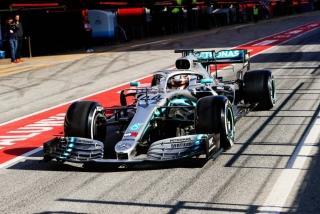 Fotos Lewis Hamilton F1 2019 Foto 17