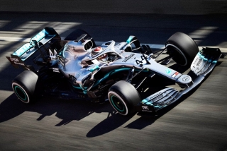 Fotos Lewis Hamilton F1 2019 Foto 18