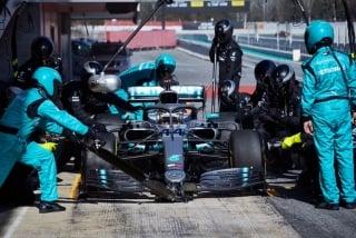 Fotos Lewis Hamilton F1 2019 Foto 20