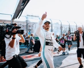 Fotos Lewis Hamilton F1 2019 Foto 35
