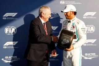 Fotos Lewis Hamilton F1 2019 Foto 39