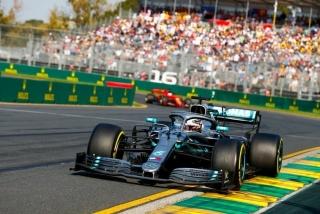 Fotos Lewis Hamilton F1 2019 Foto 41