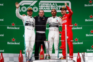 Fotos Lewis Hamilton F1 2019 Foto 64