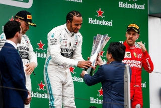 Fotos Lewis Hamilton F1 2019 Foto 68