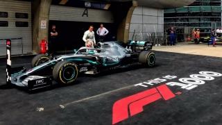 Fotos Lewis Hamilton F1 2019 Foto 69