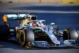 Fotos Lewis Hamilton F1 2019 Foto 79