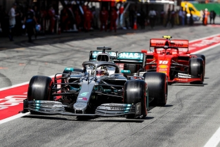 Fotos Lewis Hamilton F1 2019 Foto 86