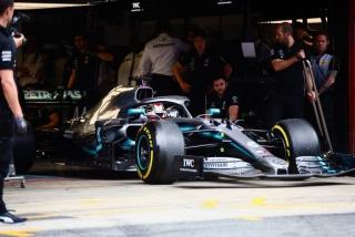 Fotos Lewis Hamilton F1 2019 Foto 87