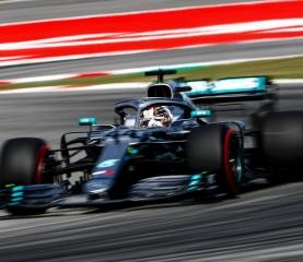 Fotos Lewis Hamilton F1 2019 Foto 89