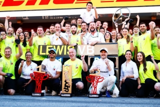 Fotos Lewis Hamilton F1 2019 Foto 95