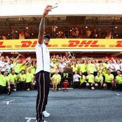 Fotos Lewis Hamilton F1 2019 Foto 98