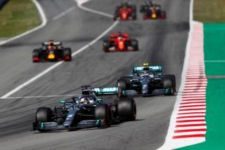 Fotos Lewis Hamilton F1 2019 Foto 101