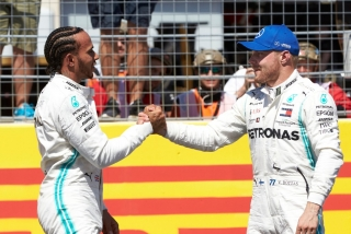 Fotos Lewis Hamilton F1 2019 Foto 128