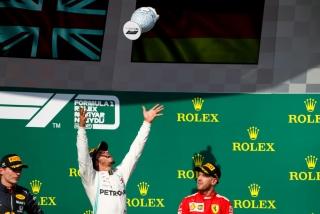 Fotos Lewis Hamilton F1 2019 Foto 153