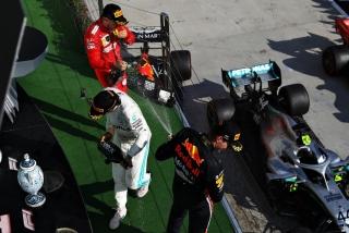 Fotos Lewis Hamilton F1 2019 Foto 154