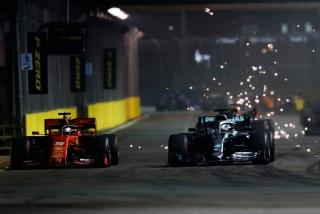 Fotos Lewis Hamilton F1 2019 Foto 168