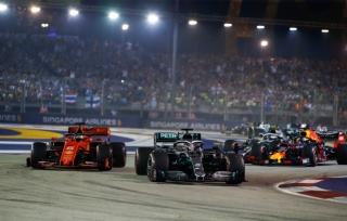 Fotos Lewis Hamilton F1 2019 Foto 171