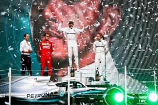 Fotos Lewis Hamilton F1 2019 Foto 193