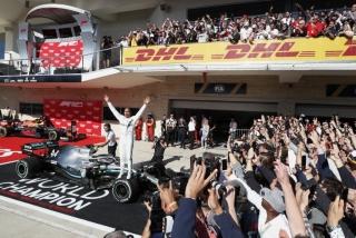 Fotos Lewis Hamilton F1 2019 Foto 205