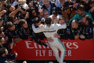 Fotos Lewis Hamilton F1 2019 Foto 207