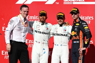 Fotos Lewis Hamilton F1 2019 Foto 211