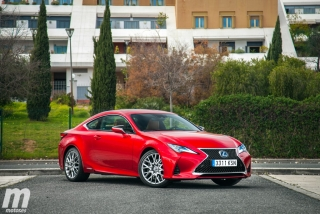 Lexus RC 300h 2019 Luxury - Foto 6