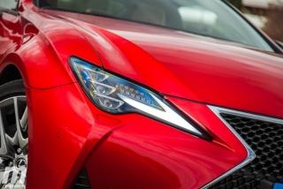 Lexus RC 300h 2019 Luxury Foto 9