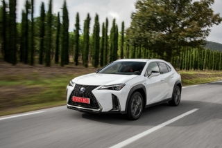 Fotos Lexus UX 2019 - Foto 1