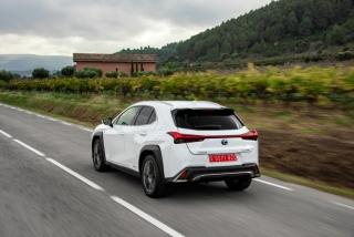 Fotos Lexus UX 2019 - Foto 2