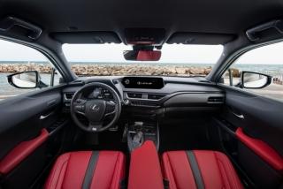 Fotos Lexus UX 2019 Foto 6