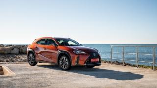 Fotos Lexus UX 2019 Foto 7