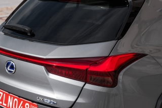 Fotos Lexus UX 2019 Foto 23