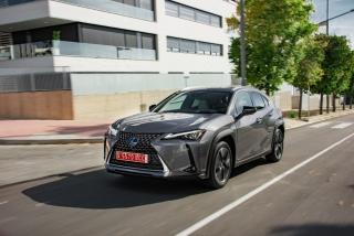 Fotos Lexus UX 2019 Foto 28