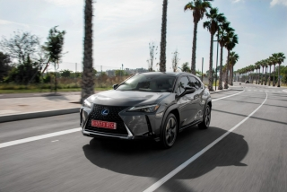 Fotos Lexus UX 2019 Foto 29