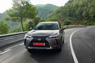 Fotos Lexus UX 2019 Foto 32