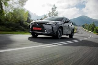 Fotos Lexus UX 2019 Foto 34