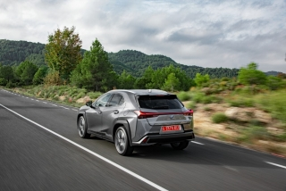 Fotos Lexus UX 2019 Foto 36