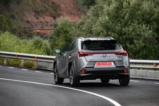 Fotos Lexus UX 2019 Foto 40